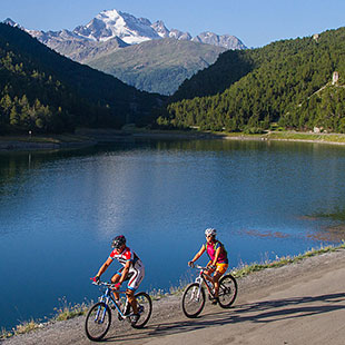 Mountain bike Holidays in Italy in Bormio Italy Bike Hotels