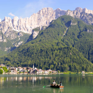 AUGUST BANK HOLIDAY IN THE DOLOMITES