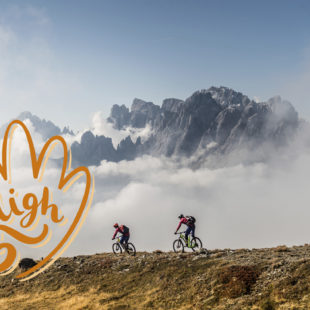 HIGH 5: the absolute MTB adventure in the Sesto Dolomites