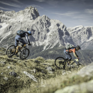 The MTB pearls of the Three Peaks area